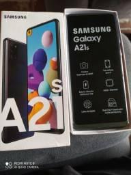Samsung A21s 64 gb Azul