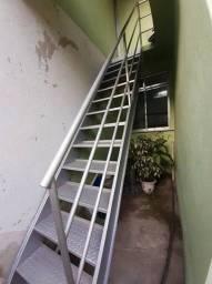 CS - Casa 2/3 no Bairro da Paz Bem Arejada Entrada R$ 5.500,00