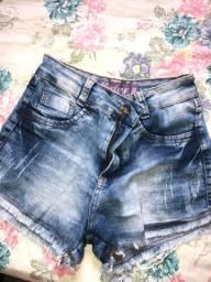 Shorts 36 cós alto