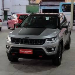Título do anúncio:  Jeep Compass Trailhawk 2.0 4x4 diesel 16v aut