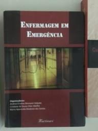 Livro de Enfermagem em Emergência