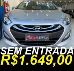 Hyundai I30 Gls 1.8 Aut. 2015 Único Dono Baixa Km