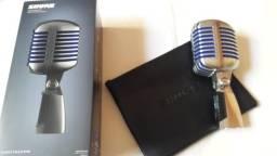 Título do anúncio: Microfone shure Super 55