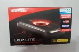 Avermedia Placa De Captura Full Hd 1080p Lgp Lite Gl310 Hdmi