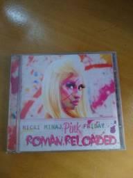 Cd Nicki Minaj pink Friday roman reloaded
