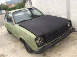 Chevette 79 blocado de manobra