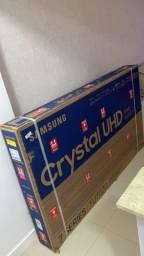 Título do anúncio: TV SAMSUNG CRYSTAL UHD TU7020