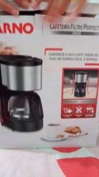 Título do anúncio: Cafeteira inox arno
