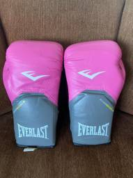 Luva de Boxe Everlast (Nova)