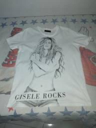 Original Camisa Colcci Gisele Bundchen, P/M, nova