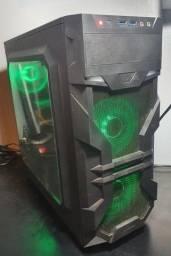 Título do anúncio:  PC Gamer I5 2400, 8Gb, 500Gb, GTX 750