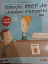 Colecao Dsop de Educacao Financeira - 5º Ano<br><br>