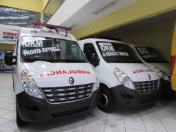 Renault Master Ambulância UTI 2021