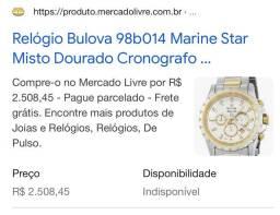 Relógio Bulova 98B014 1.500