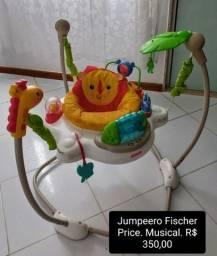 Título do anúncio: Jumpeero Fischer Price
