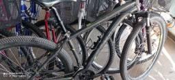 "Bicicleta caloi aro 29"" quandro 17"