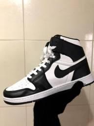 Título do anúncio: Air Jordan 1 'Black / White'