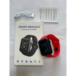 Título do anúncio: Smartwatch V6 + Brind