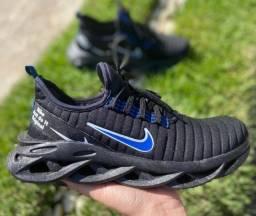 Título do anúncio: Nike e Adidas Hydra Primeira Linha na Caixinha Atacado