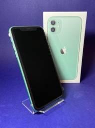iPhone 11 128Gb Verde Lacrado
