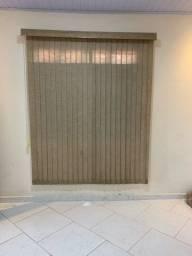 Cortina persiana para porta