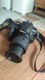 Nikon d3400 câmera profissional
