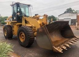 Pá Carregadeira CAT 938H Ano 2012