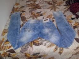 Vendo causa jeans da marca Sawary