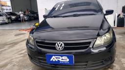 VW Voyage 1.0 2011 Completo + GNV : Ent + 48 X 565,00