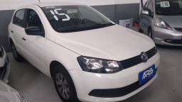 Gol TL 1.0 2015 Completo + GNV : Ent + 48 X 659,00