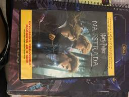 DVD da saga de Harry Potter todos e mais making off