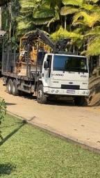 Título do anúncio: Vendo caminhão munck florestal transtora madal com joystick