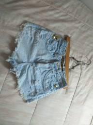 Shorts Jeans (32/34 e 36)