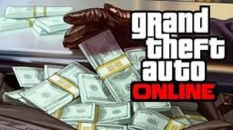 Dinheiro GTA V online Xbox one 10.000.000