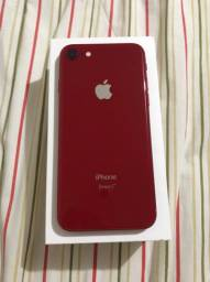 iPhone 8 red completo