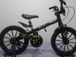 4fd16dce163d0 Bicicleta criança infantil Bandeirante Aro 16