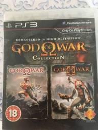 God of War coletânea Para PlayStation 3