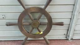 Timão Reforçado com Flange de Bronze