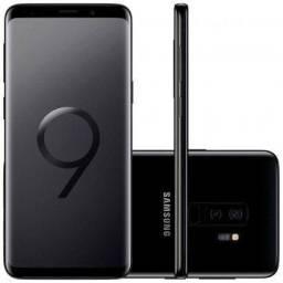 a574a56f5b Baixou - Samsung Galaxy S9 Plus 128GB - Anatel - Lacrado Nota F Garantia -  12x