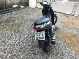 Biz + 2008 ou troco por 250cc e assumo financiamento - 2008