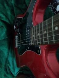 Guitarra canhoto Giannini