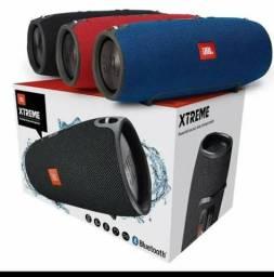 Caixa de som Xtreme bluetooth, pen driver, cartão de memória, Muito potente!