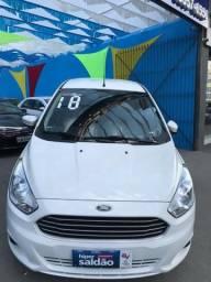 Ford ka 2018/ aprovo com score baixo/ sem cnh/ autonomo/ uber