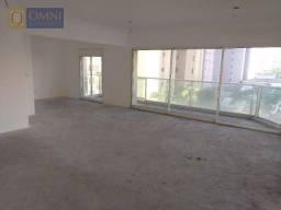 Apartamento à venda, 175 m² por r$ 1.300.000,00 - jardim - santo andré/sp