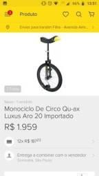 Monociclo Qu-Ax Importado
