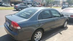 Honda civic lxl 1.7 * couro automatico*couro* lindissimo - 2005