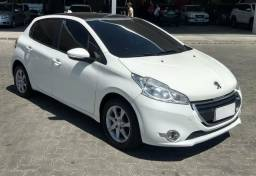 Peugeot 208 allure 1.5 Manual ano 2015 - 2015