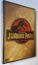 Box Trilogia Jurassic Park lacrado