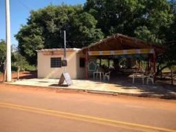 Imovel em Piraputanga MS - Funciona um Bar