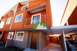 Sobrado com 3 dormitórios à venda, 117 m² por R$ 390.000,00 - Hauer - Curitiba/PR